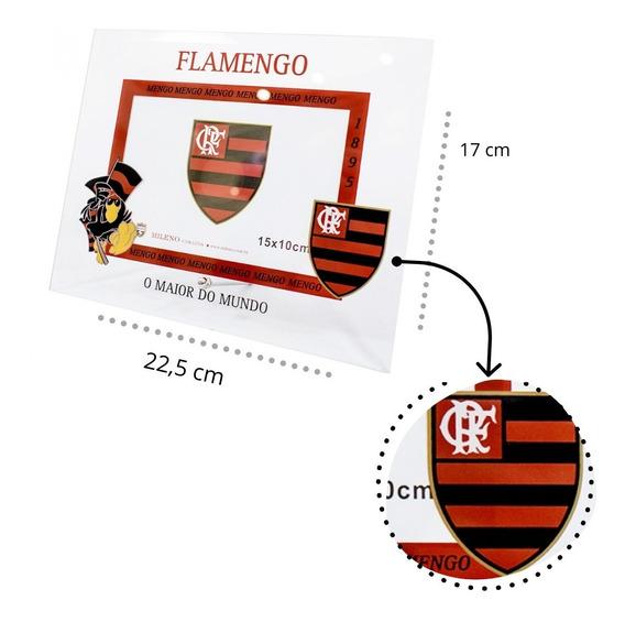 Quadro De Foto Flamengo Torcedor Rubronegro
