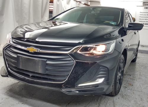 Imagen 1 de 15 de Chevrolet Onix 2021 1.2 Premier At