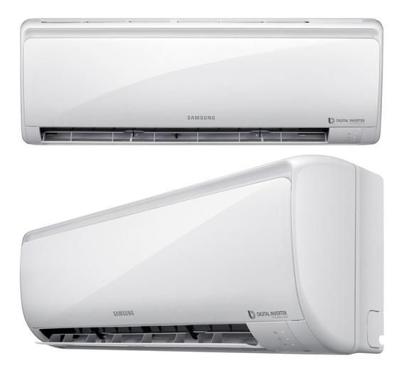 Split Aire Acondicionado Samsung S-inverter 6400 Frío/calor.