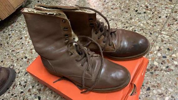 Botas Borcegos Zapatillas Mujer