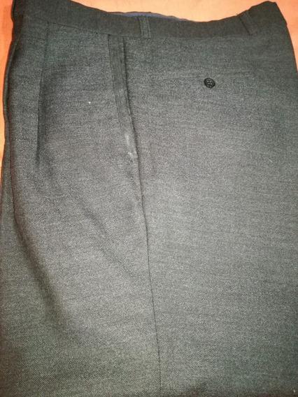 Pantalón De Vestir Hombre Marca Cattorini Talle 42