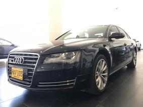 Audi A8 2013 At Quattro 3.0t