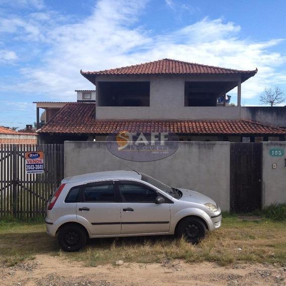 Casa Residencial À Venda, Vinhateiro, São Pedro Da Aldeia. - Ca0465