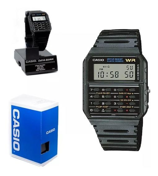 Reloj Casio Digital Ca-53w-1z-negro Hombre E-watch