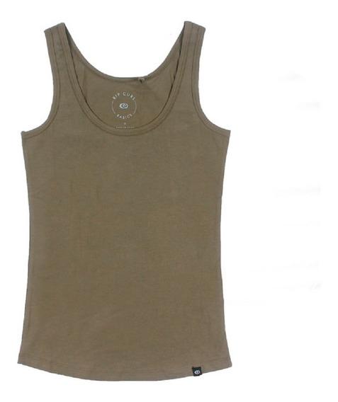 Musculosa De Mujer Rip Curl Tank Plain 03574 Cve
