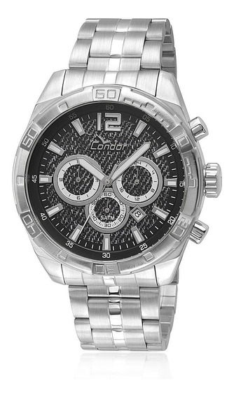 Relógio Masculino Condor Covd33aj/3p Aço