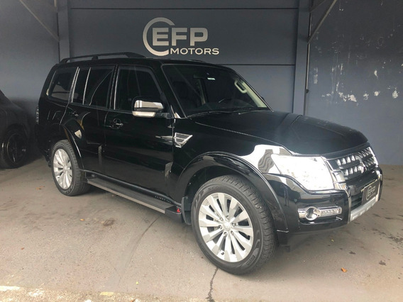 Pajero Full 2018 3.2 Hpe 4x4 Turbo Diesel Blindada Nivel 3a