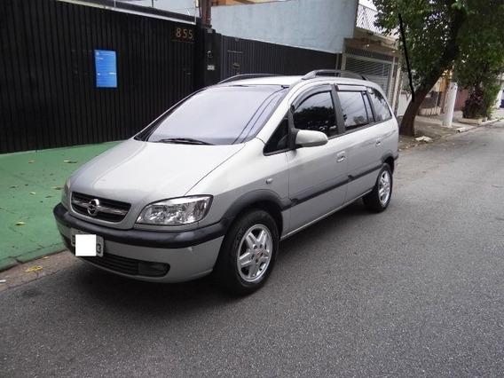 Chevrolet Zafira 2.0 Cd Automática Couro - 2002