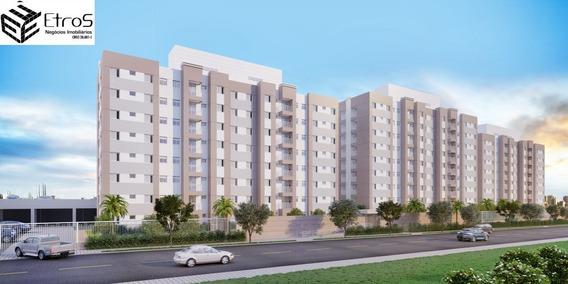 Apartamento A Venda No Bairro Centro Em Itupeva - Sp. - Ap0111-1