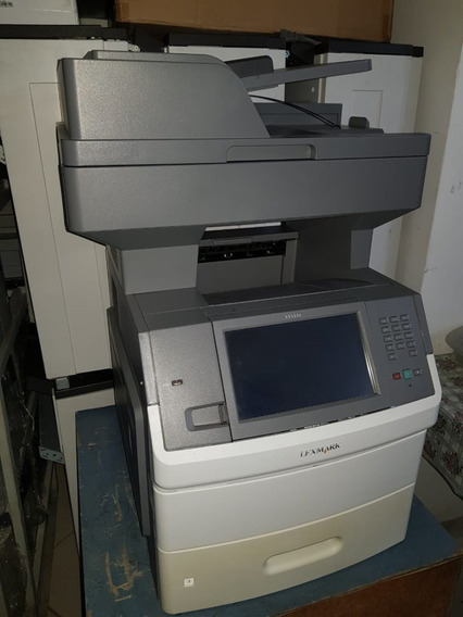 Multifuncional Lexmark X656de (totalmente Revisado)