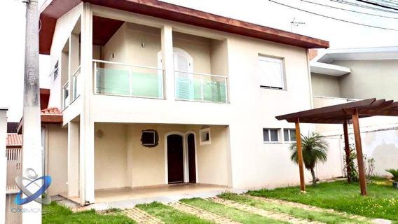 Sobrado Com 3 Dormitórios À Venda - Jardim Das Colinas - São José Dos Campos/sp - So0534