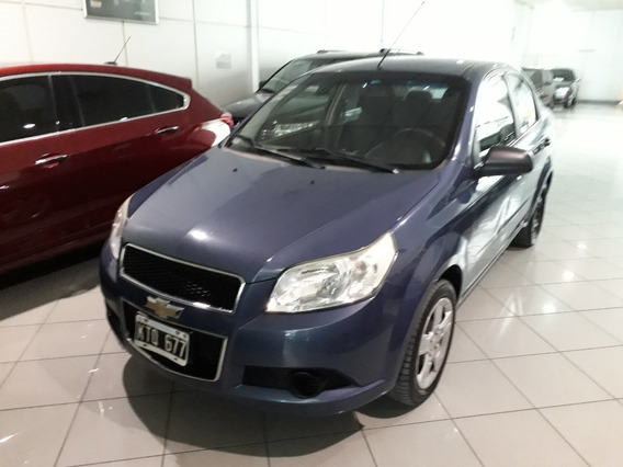 Chevrolet Aveo G3 Ls 2012, Concesionario Oficial