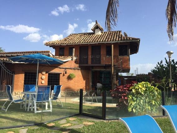 En Venta Hermosa Casa En Guataparo De 450m2