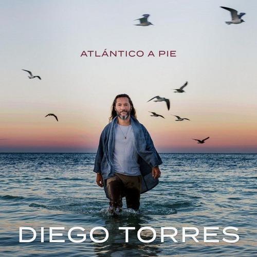 Imagen 1 de 1 de Diego Torres Atlantico A Pie Cd Nuevo Original 2021