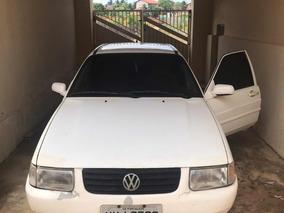Volkswagen Santana 1.8 4p Gasolina 2002
