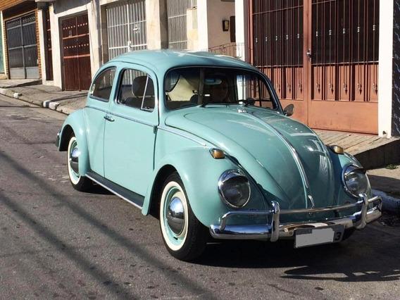Volkswagen Fusca Ano 1967 Motor 1300