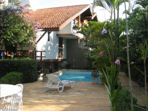 Casa Com 6 Dormitórios À Venda, 520 M² Por R$ 2.800.000,00 - Jardim Das Colinas - São José Dos Campos/sp - Ca2939