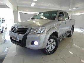 Toyota Hilux Cd 4x2 Sr 2.7 16v 2013