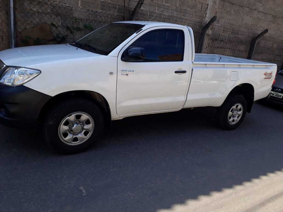 Toyota Hilux 2.5 Cab. Simples 4x4 2p 2007