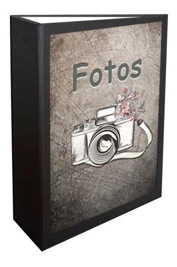 Album Para 13x18 Capacidade 360 Fotos Luxo