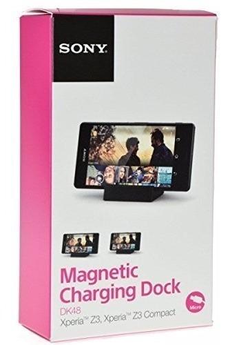 Carregador Dock Original Sony Dk48 Xperia Z3 Compact