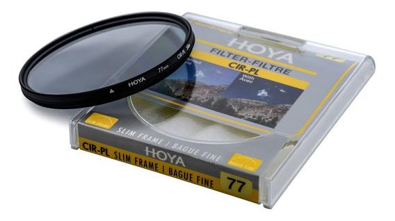 Filtro Hoya Cir-pl 77mm Polarizador Circular Slim Frame