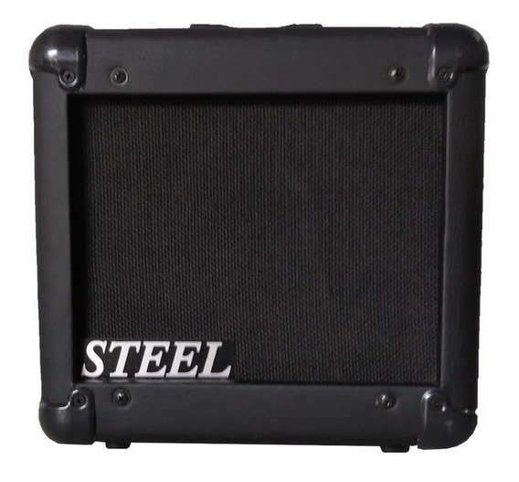 Amplificador De Guitarra Wr Áudio Steel 20 Gt 6