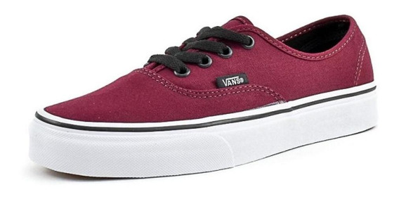 Tenis Vans Authentic Tinto Unisex - 0qer5u8
