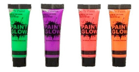 Pintura Fluo Body Painting X1u