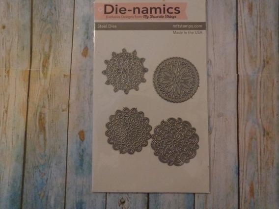 Scrapbooking Die-namics Set Deblondas Troqueles