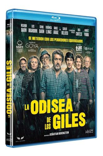 Blu-ray La Odisea De Los Giles