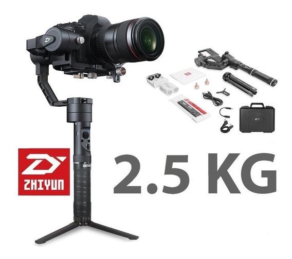Estabilizador Gimbal Zhiyun Crane Plus + 2,5kg