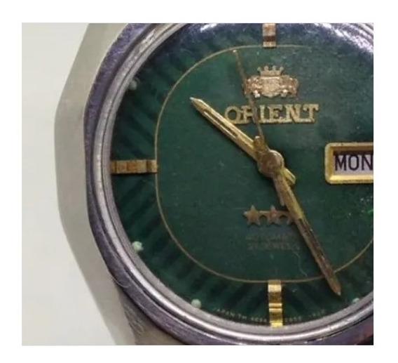 Relógio De Pulso Orient Masculino Automático U06773 Webclock