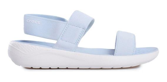 Sandalias Crocs Literide Sandal -c205106-c4ka- Trip Store