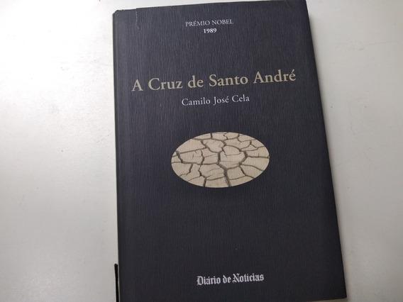 Livro - A Cruz De Santo André - Camilo José Cola