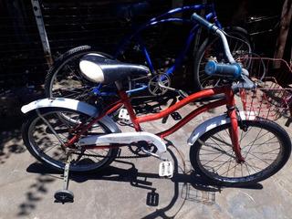 Bicicleta De Nena, Rodado 20