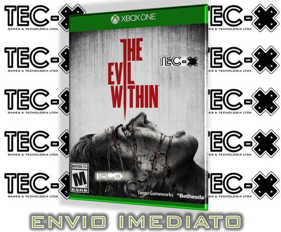 The Evil Within Xbox One Digital Online Receba Hoje