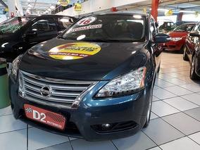 Nissan Sentra 2.0 Sl 16vstart 2016