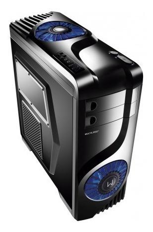 Gabinete Gamer Multilaser Storm - Pc