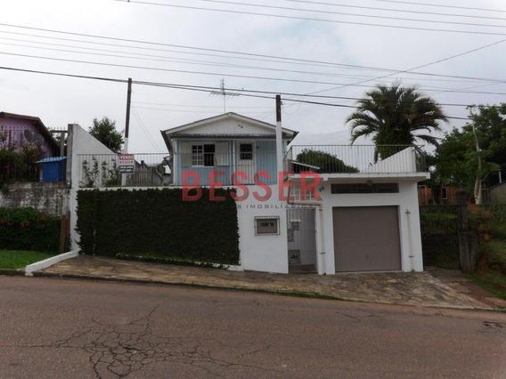 Casa Mista De 3 Dormitorios Em Sapucaia - V-495