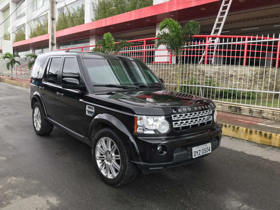 Land Rover Discovery 4 Hse - Blindada Inbra