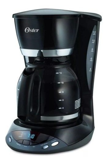 Cafeteira Oster Black Programável Wx20b 1,8l - 110v
