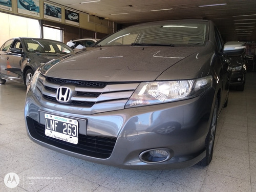 Honda City 1.5 Ex-l At 120cv 2012 Usados Haimovich Parana