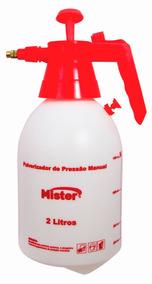 Pulverizador Com Pressão Prévia 2 Litros Mister Promoção