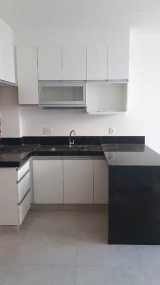 Apartamento 01 Quarto Todo Montado Com Vaga Demarcada Proximo A Ufmg. - 47495