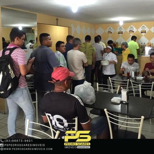 Repasse De Ponto (centro De João Pessoa - Pb) R$ 150.000 Mil - Pt0080