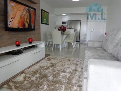 Apartamento 107m Reserva Do Parque - Ap0375