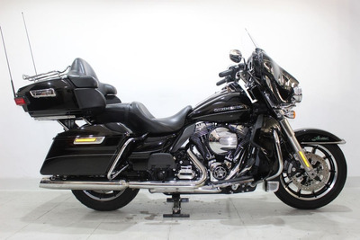 Harley Davidson Electra Glide Ultra Limited 2015 Preta