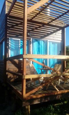 Cabaña Punta Rubia Para 5 Personas