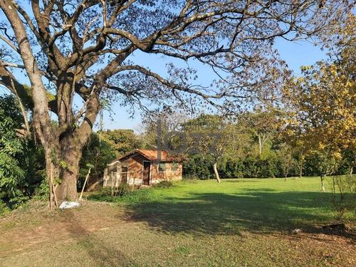 Terreno À Venda, 2500 M² Por R$ 744.700,00 - Colinas Do Mosteiro De Itaici - Indaiatuba/sp - Te1660